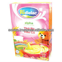 Cereal Powder ridielac alpha beef with vegetable 200g box