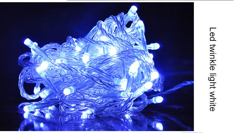 Best price led christmas light chaser waterproof Ip 68 110v led christmas light chaser