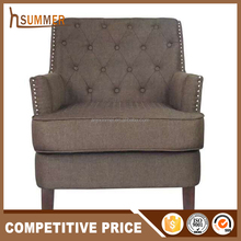 China NEW design high quality armchair for living room