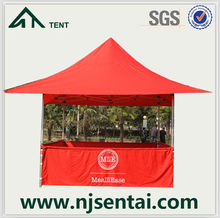 3X3M 2014 Newly Style Hot Sale pvc Roof Aluminium Gazebos Popup Marquee and Waterproof Easy Up Folding Gazebo