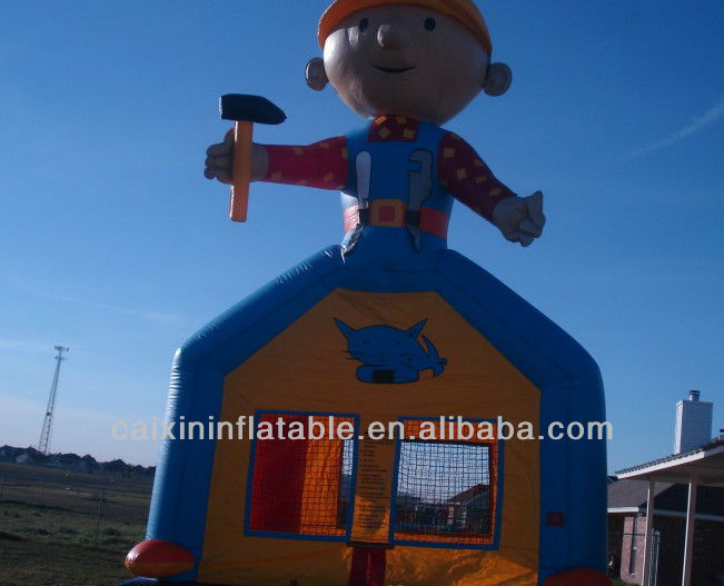 inflatable bouncer dora indoor and outdoor jumping