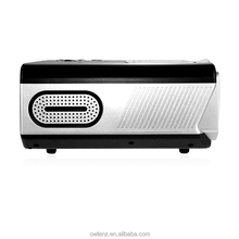 Alibaba Factory Price 3LED LCD Projector Home Theater 1920*1080 Beamer 2300Lumens Mini Led Projector SD200