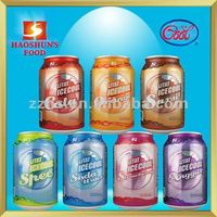 Carbonated Drinks/ Soft Drinks (Soda Water)