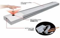 Led automatic wall light heat sensitive switch kitchen under cabinet led lighting