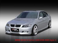 Body kit for BMW -05-08-3Series 320i-E90-4DR-Style C