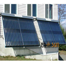 Popular vacuum tube solar collector(A+)