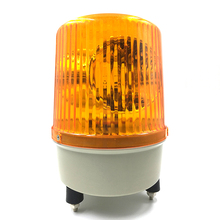LB-180 Road Construction Led Traffic Solar Strobe Rotating Beacon Warning Light, Revolving Warning Light