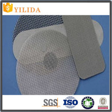 Stainless steel wire mesh screen for water oil liquid gas filter