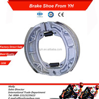 superior motorcycle brake shoe cg125