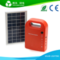 High quality solar household lighting system,LED, lighting,6000-7000K color temperature of bulbs