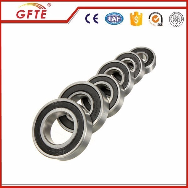 Hot sale ball bearing 6301 6301zz 6301rs 6301 2rs 10*35*11mm best price in China