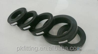 The free samples concrete pump truck spare parts concrete rubber gasket / rubber seal/silicone rubber round seal gask