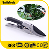 Pruning Shears Anvil Hand Pruners 8 Inch With Safety Lock Sk 5 Carbon Steel Non Stick Blade