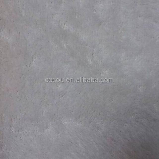 Glow in the dark crepe taffeta crinkle fabric