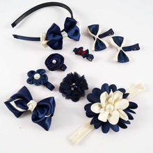baby girl children hairpin bows hairpin accessory for child hair jewelry hairpair SET-601-370