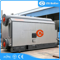 Boiler Group DZL series horizontal 5 ton coal fired steam boiler