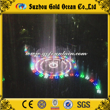 Chinese program control led jumping jets water fountain light for decoration