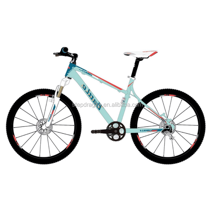Retail COROLLA 3.0 Blue Mountain Bikes MTB Bicycle Cheap Sport Bikes /Complete fat bike 26""