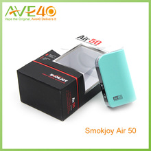 Smokjoy Air 50 Mini TC Mod AVE40 Stock Offer Smallest 50W Box Mod