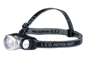 Camping LED headlight super illustrious