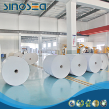 China paper mill or manufacturer for coated duplex board grey back