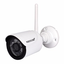 WIFI onvif support SD card Video Recording HD 1080P waterproof security camera outdoor Mini size
