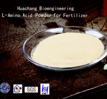 Factory Supply Organic Fertilizer Raw Material Amino Acid Powder 47%
