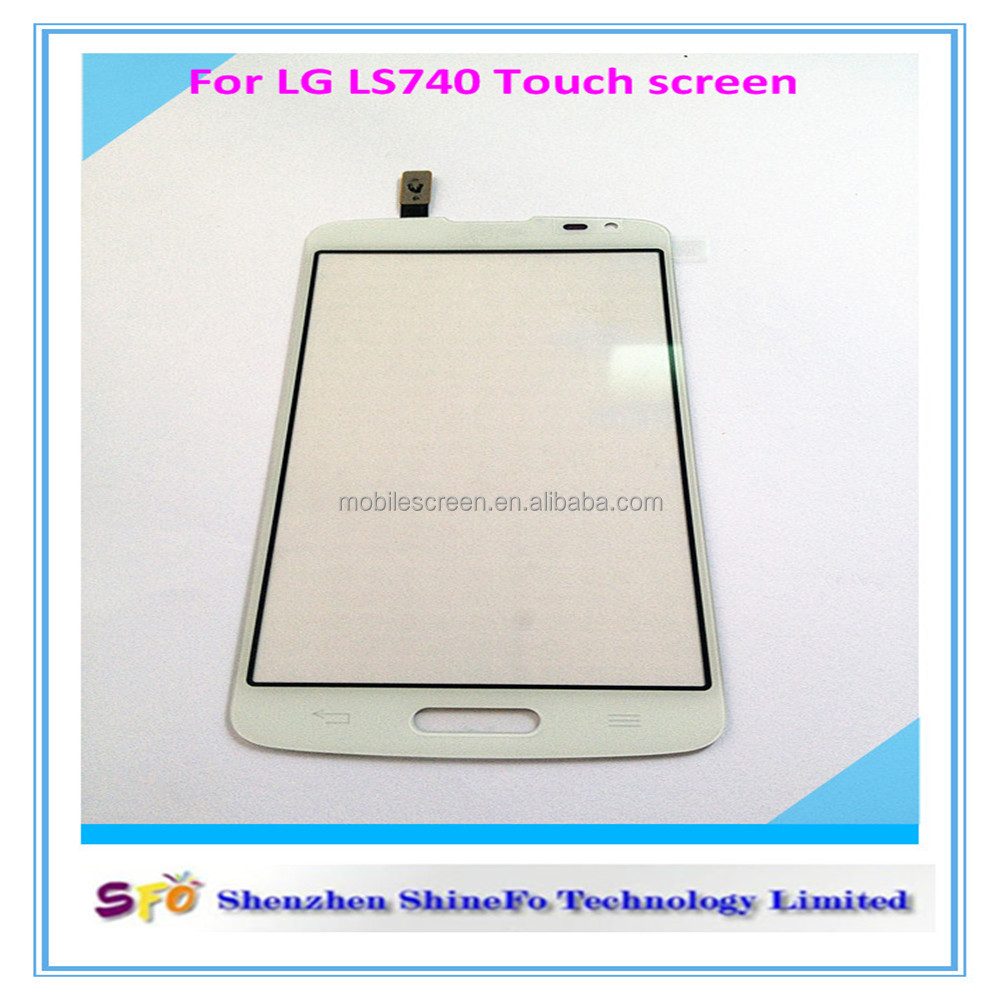 Touch Screen Digitizer Glass Replacement For LG Volt F90 LS740