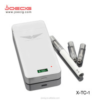 Flip Case X-TC Best Ecig, Rechargeable and Refillable New Design PCC Case