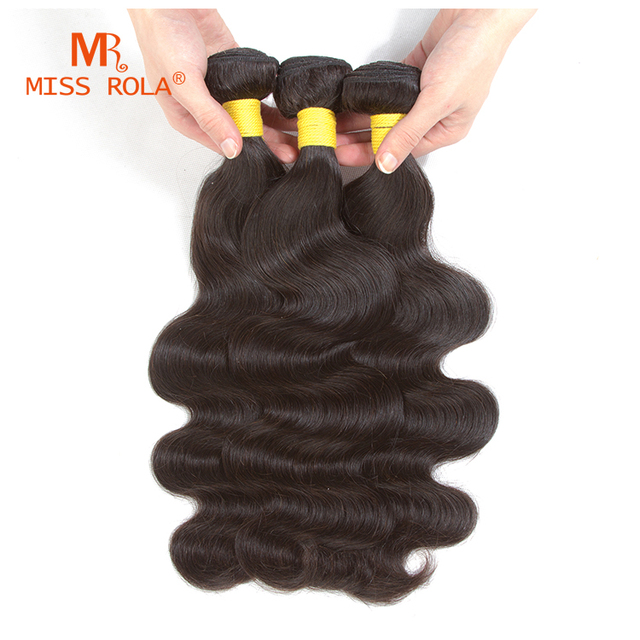 8A Peruvian Virgin Hair Body Wave 3 or 4 bundles Nature Peruvian Hair 8