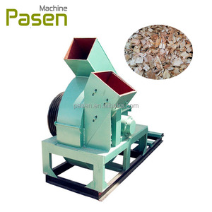 High quality wood chipper making machine / drum wood shaving machine / wood log cutting machine
