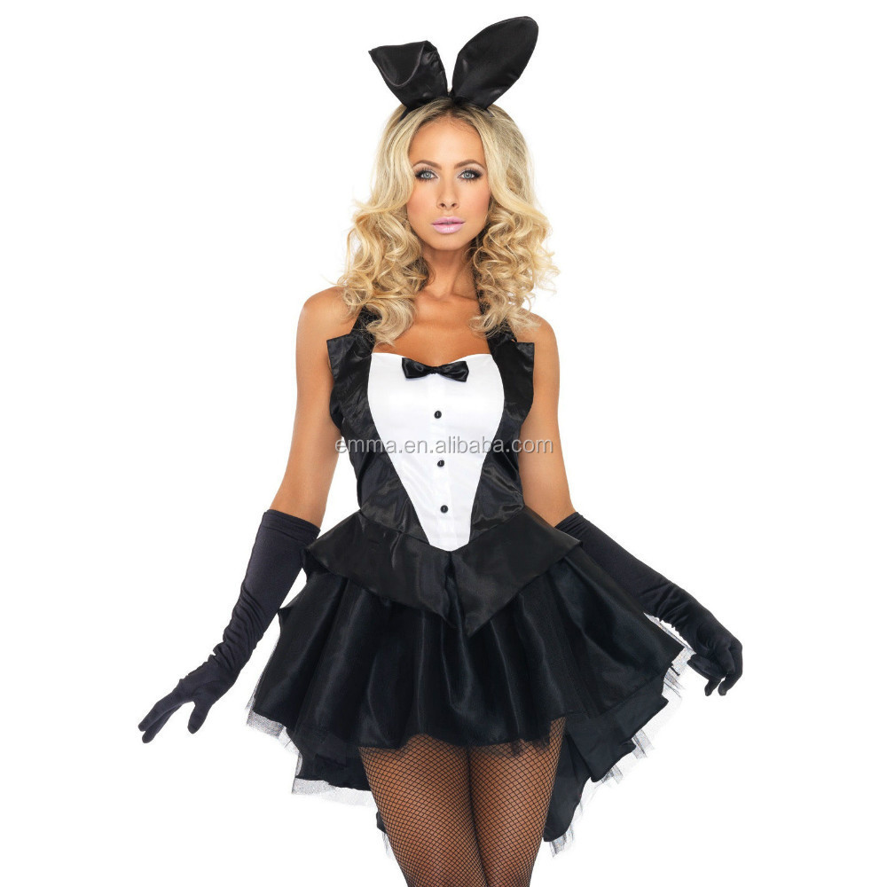 Hot sale Fancy Dress Costumes, Halloween Costume, Adult Bunny Costume BWG-2394