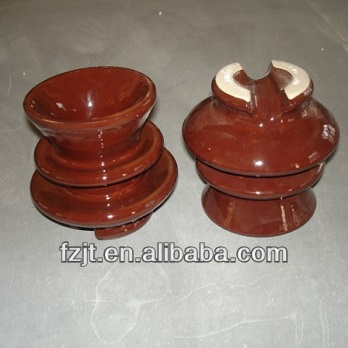 High Voltage 11kv PinType Ceramic/porcelain Insulator