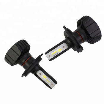 CSP LED Headlight Bulbs S1 Plus LED Headlight H4 H13 9004 auto headlights