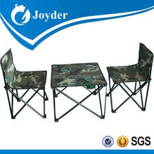 Picnic JD-5003 college table and chair for fishing
