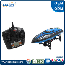 2.4G 4CH Remote control boat jet boat toy with LCD Display