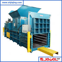 press used newspaper baler machine for hot sale