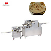 JR-698 Automatic Chapati Paratha Roti Making Machines