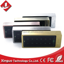 New style access control rfid System digital touch screen door lock