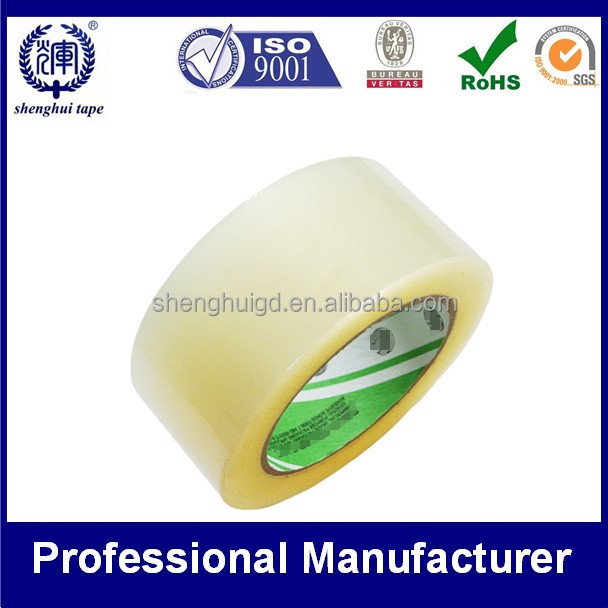 Hot melt Adhesive Tape for Sealing /Packaging/Wrapping Factory Price