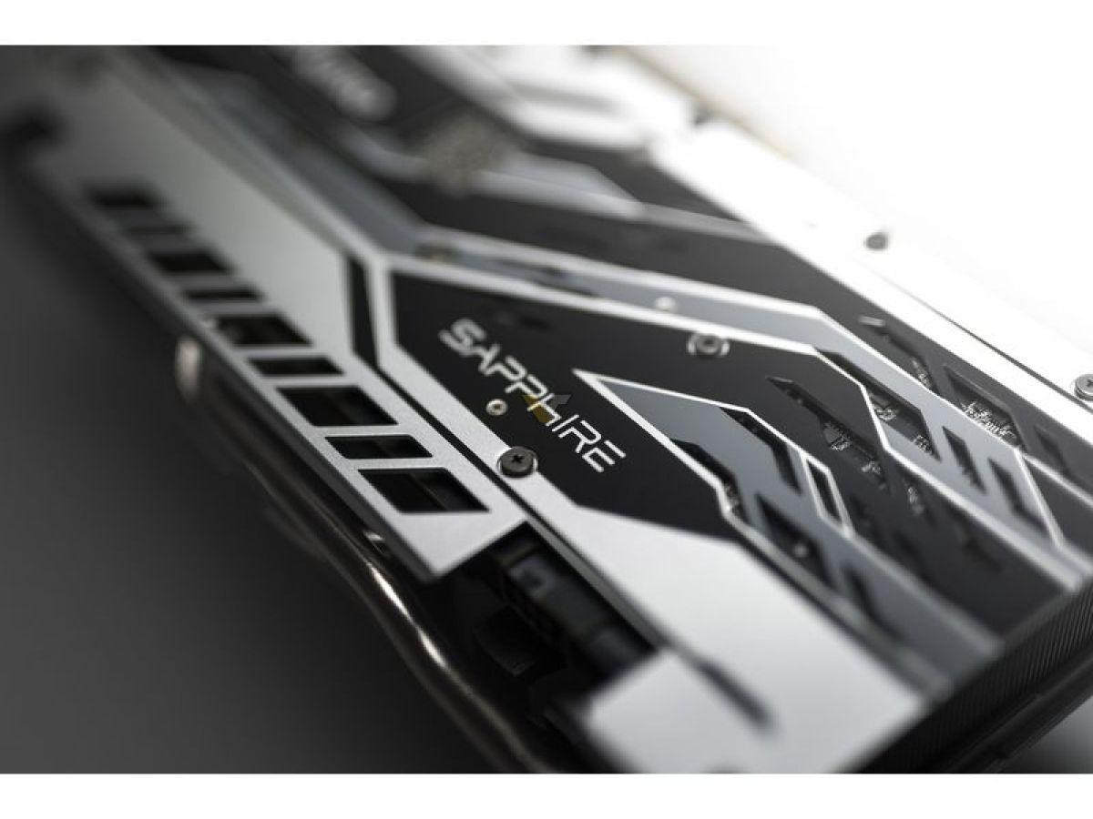 AMD RX 580 8GB DDR5 Sapphire Radeon RX580 Nitro+ graphic card