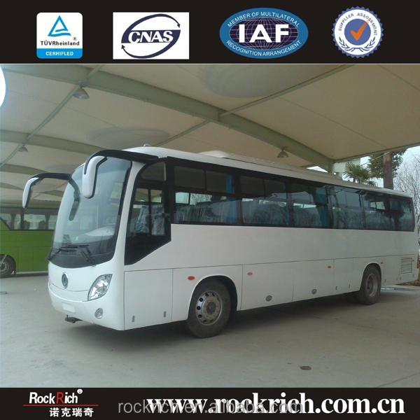 New Design 47 Seater Tour Bus Luxury Coach Bus For Sale
