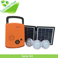 2.7w LED ligh solar system for home,camping,reading,emergency light