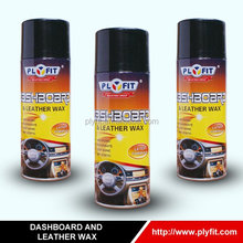 car dashboard spray wax cleaner