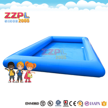 ZZPL Durable inflatable adult swimming pool,inflatable deep pool,inflatable pool rental