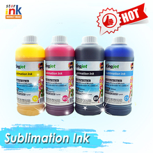 Competitive sublimation offset ink for Epson printer high density heat transfer,dye sublimation ink