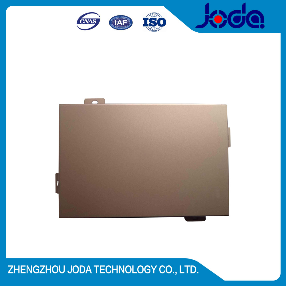 3mm Thickness 3003 PVDF Coating Weatherproof Building Exterior Interior Decorative Aluminum Panel