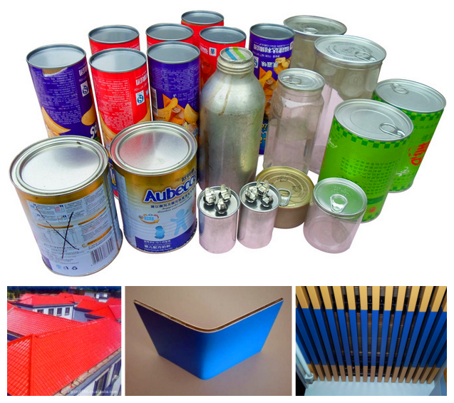 Zhongfu Reasonable Price 3A21 Color Coated Aluminum Coil