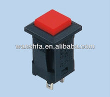 miniature snap-in power push button switches&self-locking button switches