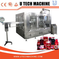 Concentrated Bottled Juice Production Line/Juice Processing Plant